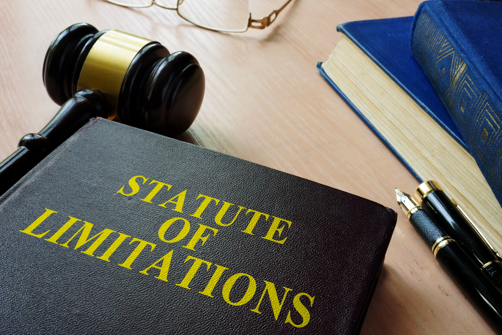 STATUTE OF LIMITATIONS FOR A MALPRACTICE CASE
